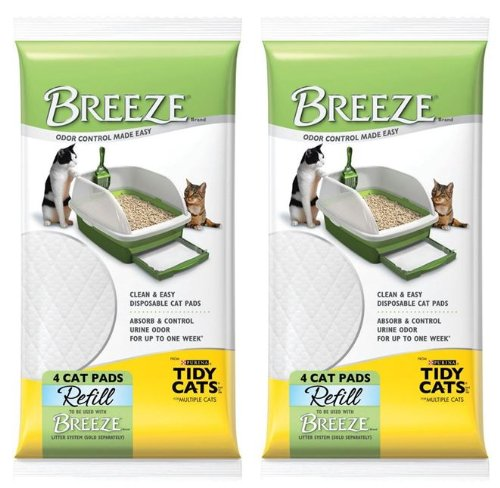 Breeze Tidy Cat Litter Pads 16.9
