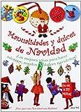 Manualidades y dulces para Navidad