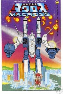 Macross #1 (Robotech)