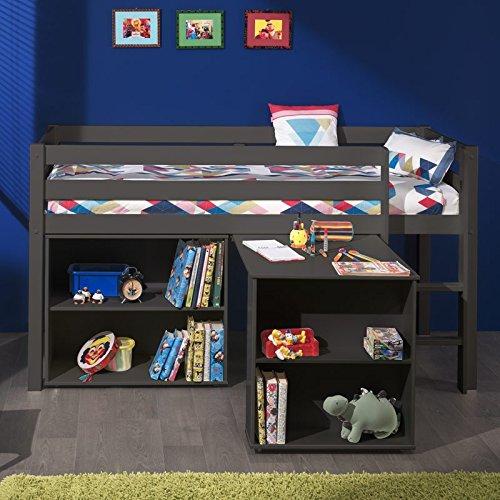 Pack - Lit Enfant Bureau & Bibliothèque