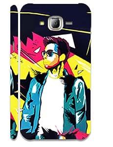 KALAKAAR Back Cover for Samsung Galaxy J5