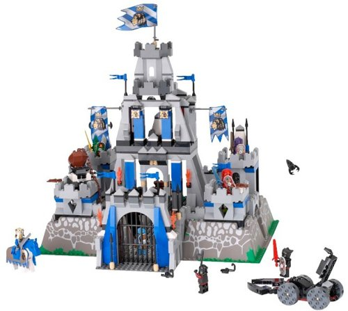 LEGO Knights Kingdon 8781: Castle of Morcia