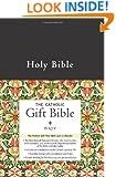 NRSV - The Catholic Gift Bible (Black, Imitation Leather)