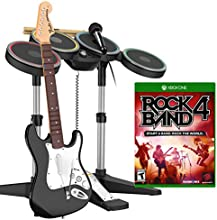 Rock Band 4 Band-in-a-Box Software Bundle for Xbox One - Band in a Box Edition