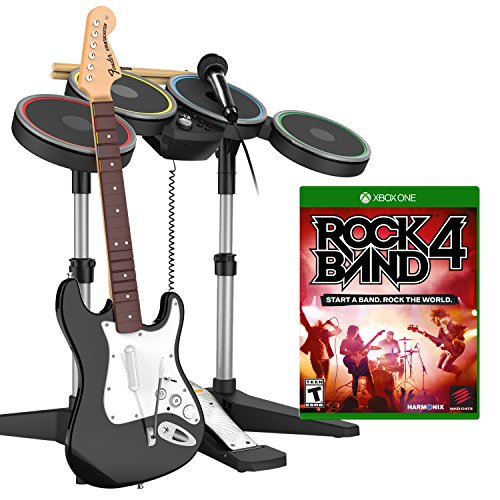 Rock Band 4 Band-in-a-Box Photo