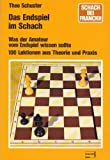img - for Das Endspiel Im Schach book / textbook / text book