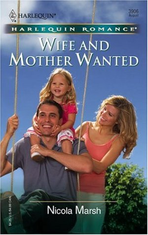 Image for Wife And Mother Wanted (Harlequin Romance)