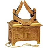 Design Toscano WU71264 The Ark of the Covenant Grande Sculptural Box
