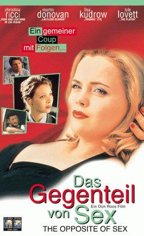 Das Gegenteil von Sex [VHS]