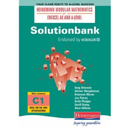 Exam Solutions C4