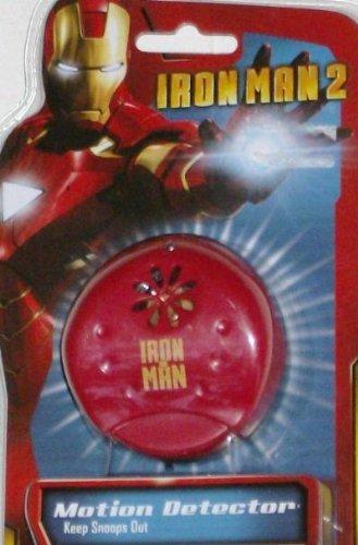 Iron Man Motion Detector Movement Snoop Alarm Detect - 1