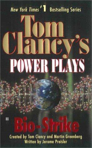 Bio-Strike (Tom Clancy's Power Play, No. 4), Jerome Preisler