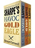 Sharpe 3-Book Collection 2: Sharpe's Havoc, Sharpe's Eagle, Sharpe's Gold (Sharpe Series)