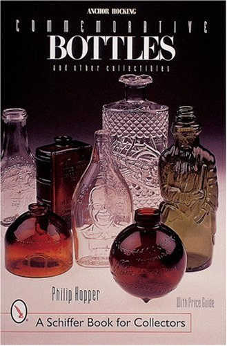 Anchor Hocking Commemorative Bottles