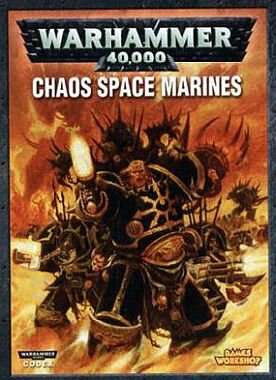 Chaos Space Marines Codex Warhammer 40k (Chaos Space compare prices)