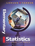 Elementary statistics:picturing the world