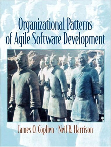 Organizational patterns of agile software development