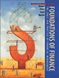 img - for Foundations of Finance: The Logic and Practice of Financial Management book / textbook / text book