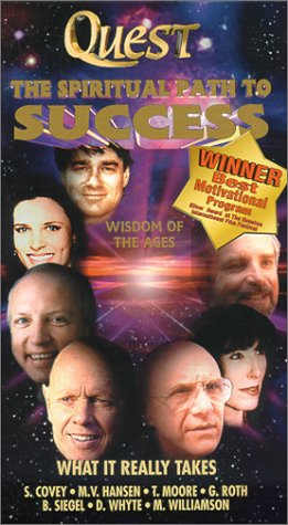 Quest: The Spiritual Path to Success [VHS]