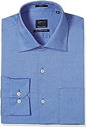 Arrow Men's Formal Shirt (8907378501363_ASSF0025_39_Light Blue)