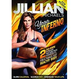 Jillian Michaels Yoga Inferno