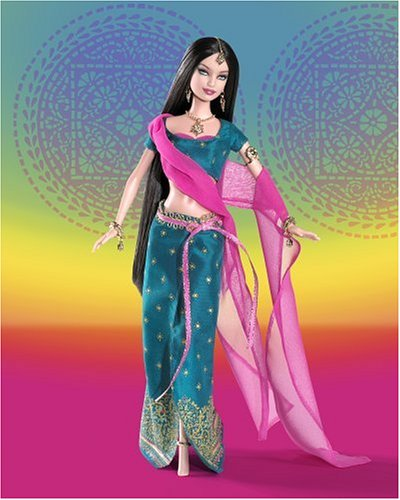 Barbie-Diwali-Festival-Of-The-World-Pink-Label