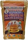 Wholesome Chow Organic Gluten Free Hi-Protein Pancake Mix -- 32 oz