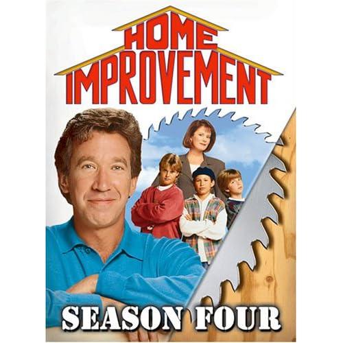 Amazon.com: Home Improvement: Season 4: Tim Allen, Patricia Richardson