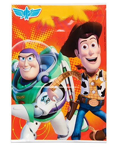 American Greetings Toy Story 3 Treat Bags (8 Count)