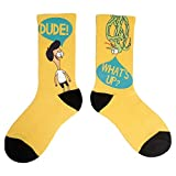 Sanjay & Craig: Dude! What's Up Crew Socks - Youth