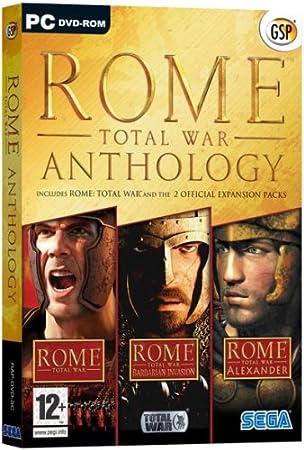 Rome Anthology (PC DVD) [Importación inglesa]