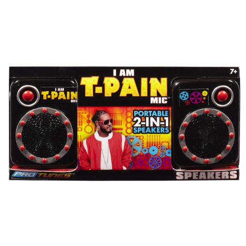 Pro Tunes I Am T-Pain Speakers - 1