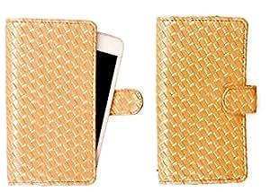 R&A Wallet Case Cover For LG Optimus Vu F100S