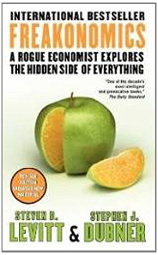 [P.D.F] Freakonomics REV Ed: A Rogue Economist Explores the Hidden Side of Everything by Steven D