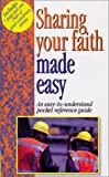 Sharing Your Faith Made Easy (1565630998) by Water, Mark