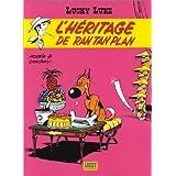 Lucky Luke, tome 11 : L'H�ritage de Rantanplanpar Morris