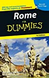 Rome For Dummies (Dummies Travel) (076459950X) by Murphy, Bruce