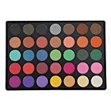UKARA Beauty Professional Makeup Palette ES01-35 color Bright & Matte Eyeshadow