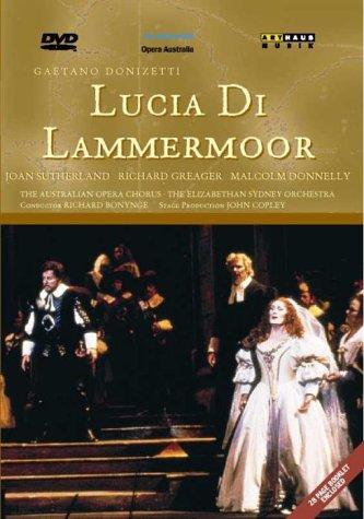 Donizetti: Lucia di Lammermoor [DVD] [2001]