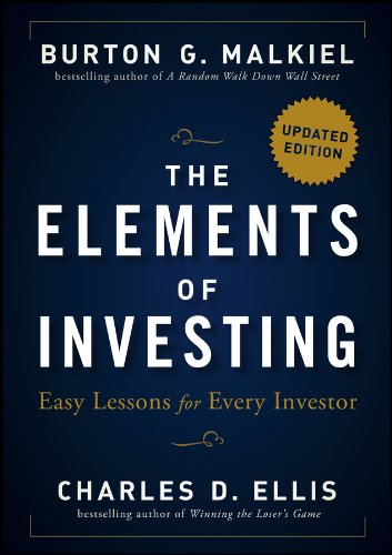The Elements of Investing: Easy Lessons for Every Investor Reviews