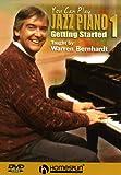 echange, troc You Can Play Jazz Piano [Import USA Zone 1]
