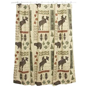 Wildlife Shower Curtains