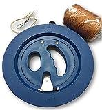 凧揚げ 糸巻き機 直径  22㎝ 回転 リール ベアリング 糸巻き カイト 水糸 (400m 凧糸付) P010