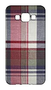 Samsung Galaxy A3 Hard Case Back Cover - Printed Designer Cover for Samsung Galaxy A3 - SGA3CHKSB18