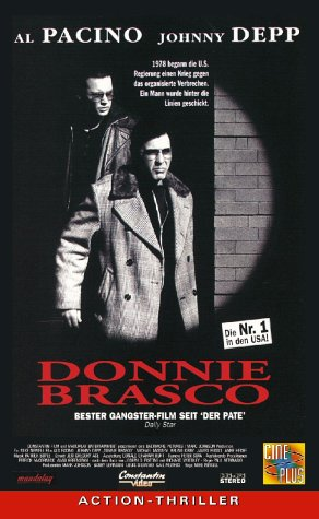 Donnie Brasco [VHS]