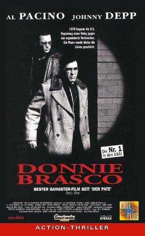 Donnie Brasco [VHS]
