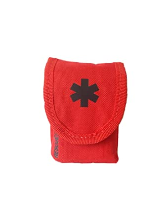 Auvi-Q Epinephrine Auto-injector Case (Red)