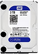 Comprar WD Blue - Disco duro para ordenadores de sobremesa de 3 TB (5400 rpm, SATA a 6 Gb/s, 64 MB de caché, 3,5
