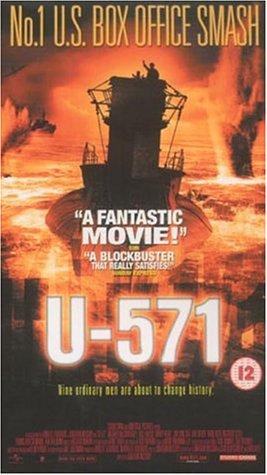 U-571 [UK-Import] [VHS]