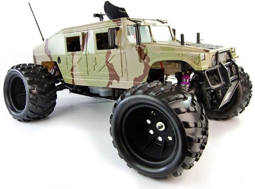 ShengQi 1/5th Scale Petrol Radio Controlled Monster Truck - Hummer